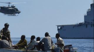 42.000 de persoane, salvate în Marea Mediterană în timpul Operațiunii Sophia