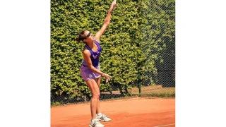Mihaela Buzărnescu, în finala de dublu la Poitiers