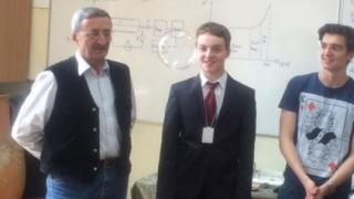 Aurul Olimpiadei Asiatice de Fizică, adus la Constanța de elevul Mihai Răzvan Ursu