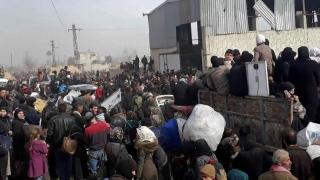 Mii de evacuaţi în 120 de autobuze! Se întâmplă în Siria