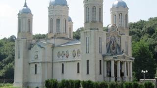 Mii de pelerini, la Mănăstirea Sfântului Apostol Andrei