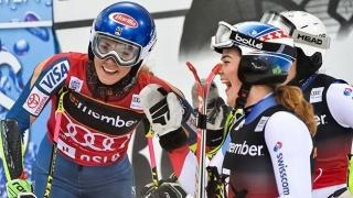 Mikaela Shiffrin a început anul cu o victorie