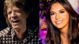 Legenda rock Mick Jagger, fericit lângă iubita cu 52 de ani mai tânără