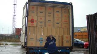 Peste 40 de milioane de țigări de contrabandă, confiscate în ultima lună