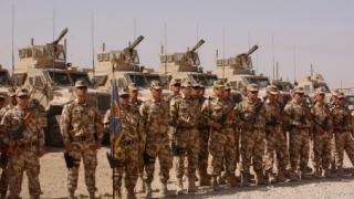 Cei doi militari care şi-au pierdut viaţa în Afganistan, decorați post-mortem