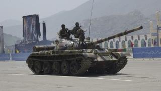Patruzeci şi patru de militari afgani au dispărut în Statele Unite