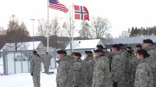 Militari SUA detaşaţi în Norvegia spre nemulţumirea Rusiei