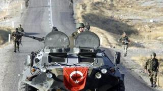 Turcia a pierdut 35 de militari în operaţiunile din Siria