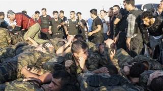 Peste 100 de militari turci, condamnaţi pe viaţă pentru lovitura de stat eşuată
