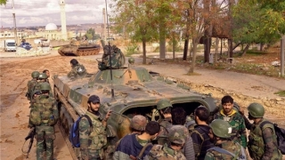 Militar rus ucis în Siria