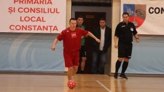 Două victorii pentru reprezentativa de fotbal în sală a României