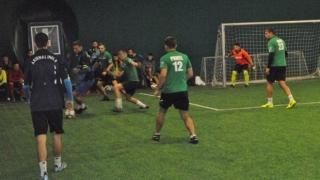 I.P.A.5 Constanţa, la primul succes în Liga 1 a Campionatului Județean de minifotbal