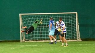 Soveja a câştigat şi cu Trocadero în Liga 1 a Campionatului Judeţean de minifotbal