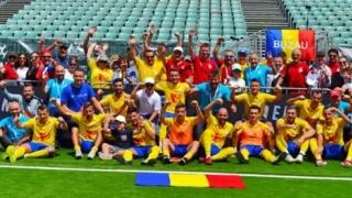 România a ajuns fără emoţii în sferturile CM de minifotbal