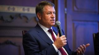 Iohannis, la bilanțul Ministerului Public: Nimeni nu ester mai presus de lege
