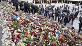 Minut de reculegere în Suedia, în memoria victimelor atentatului cu un camion