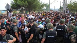 115 migranți, salvați de gărzile de coastă în apropiere de Tripoli