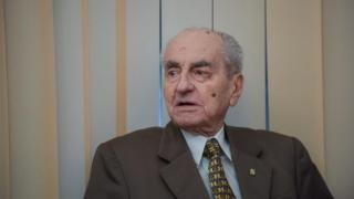 Mircea Ionescu-Quintus, decorat de preşedintele Klaus Iohannis