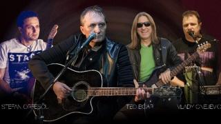 Mircea Rusu Band – cântece noi și vechi la malul mării, la Club Doors