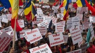 Peste 200.000 de oameni, aşteptaţi la mitingul PSD din Piaţa Victoriei