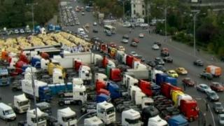 Joi, restricții de trafic în București. Poliția anunță rute alternative