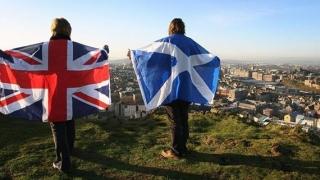 Miting pentru independenţa Scoţiei