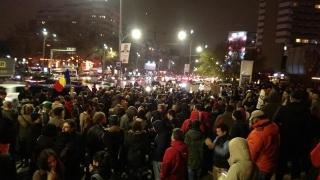 Noi proteste în Piaţa Victoriei şi la Cotroceni. Sâmbătă, un nou protest cu copii