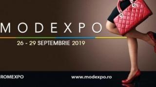 Începe MODEXPO II - evenimentul profesioniștilor din industria modei