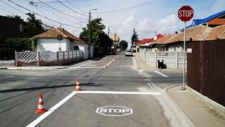 Se modifică prioritatea în trafic în cartierul Palazu Mare