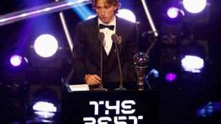 "Laureaţii Galei ""FIFA The Best"""
