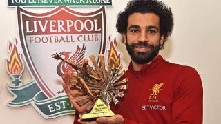 Mohamed Salah este fotbalistul african al anului