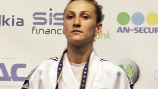 Monica Ungureanu, medaliată cu aur la Openul European de judo