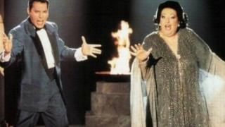 A murit Montserrat Caballe