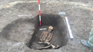 Un mormânt de 5000 de ani, descoperit recent în România