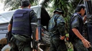 Patru bărbați înarmați, presupuși jihadiști, uciși pe o insulă turistică din Filipine