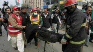 Morţi şi răniţi într-un atentat comis de o femeie