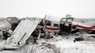 Cinci morți în Alaksa, în urma coliziunii între două avioane ușoare