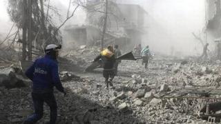 Militar britanic ucis în Siria, în explozia unui dispozitiv artizanal