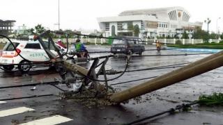27 de morți în urma taifunului Damrey