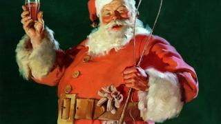 De ce Moş Crăciun poartă costum de culoare roșie