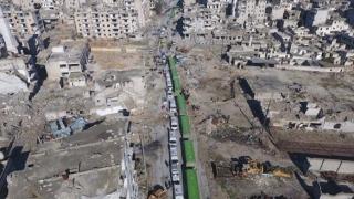 """De ce au bombardat americanii Siria: """"regimul Assad este RESPONSABIL"""""""