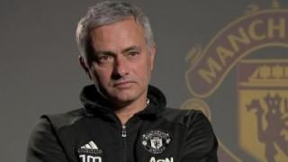Mourinho s-a despărţit de Manchester United