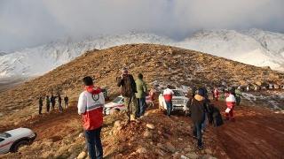 Munţi coborâţi la pas, cu spatele! Comandouri pentru morţii în tragedia aviatică din Iran