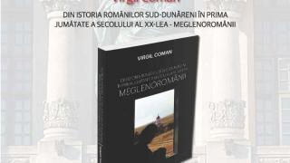 Lansare de carte. Autorul, regretatul istoric constănțean Virgil Coman