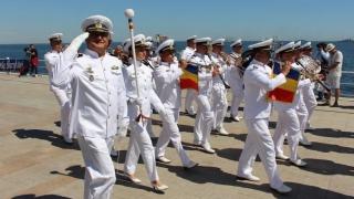 Programul concertelor Muzicii Militare a Forțelor Navale
