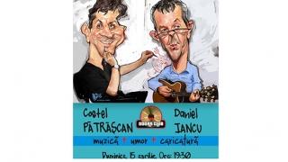 Muzică, umor și caricatură… În Constanța, la Doors Club, bineînțeles