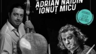Naidin și Ionuț Micu - concert caritabil Jazz&Rock