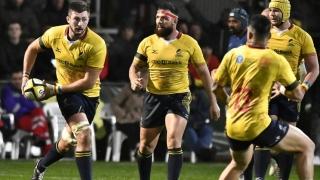 Naționala de rugby a învins Samoa după o revenire formidabilă