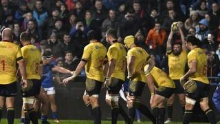 Naționala de rugby încheie anul 2018 cu Tonga