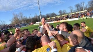 Naționala de rugby susține primul meci din istorie cu Brazilia